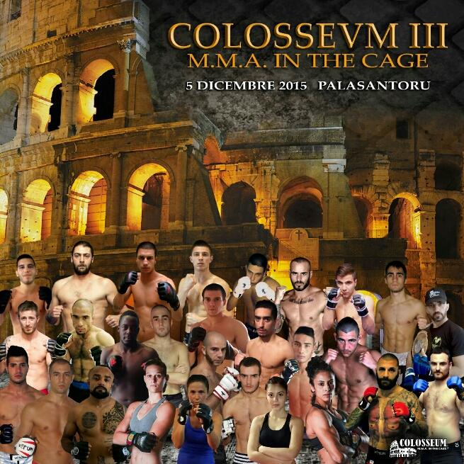 Atleti Colosseum III