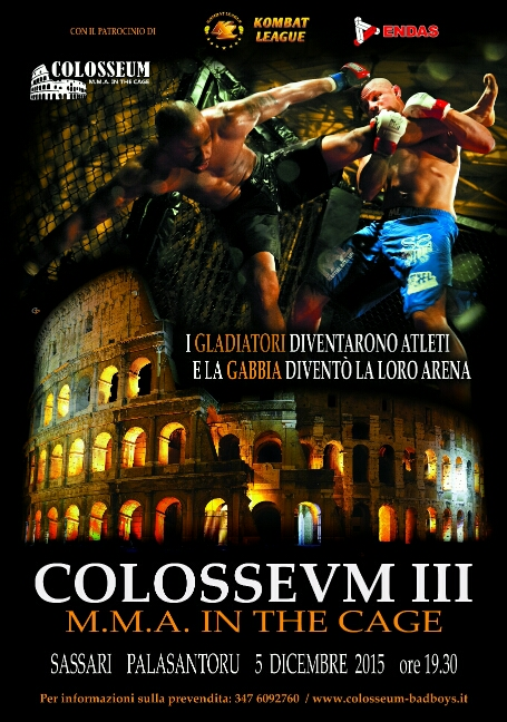 colosseum bad boys